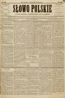 Słowo Polskie. 1896, nr264