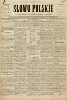 Słowo Polskie. 1896, nr265