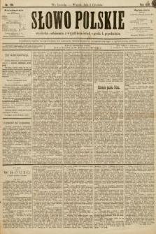 Słowo Polskie. 1896, nr281