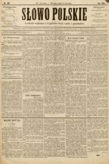 Słowo Polskie. 1896, nr287