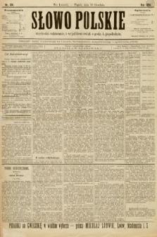 Słowo Polskie. 1896, nr301