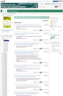 Chemical & Pharmaceutical Bulletin