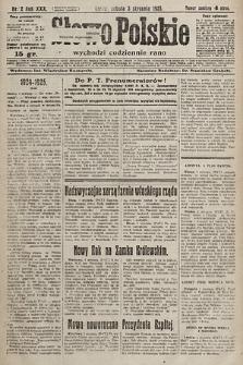 Słowo Polskie. 1925, nr2