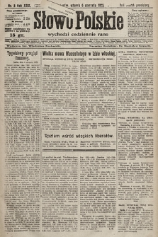 Słowo Polskie. 1925, nr5