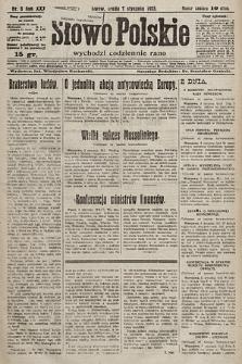 Słowo Polskie. 1925, nr6