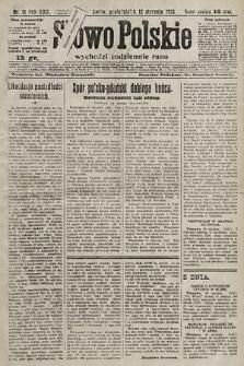 Słowo Polskie. 1925, nr11
