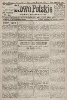 Słowo Polskie. 1925, nr13