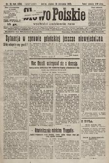 Słowo Polskie. 1925, nr15