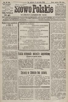 Słowo Polskie. 1925, nr16