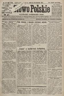 Słowo Polskie. 1925, nr19