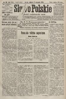 Słowo Polskie. 1925, nr30