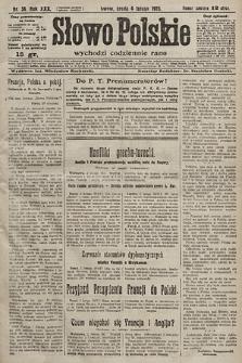 Słowo Polskie. 1925, nr34
