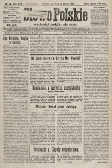 Słowo Polskie. 1925, nr38