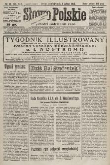 Słowo Polskie. 1925, nr39