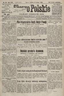 Słowo Polskie. 1925, nr40