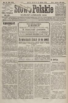 Słowo Polskie. 1925, nr52