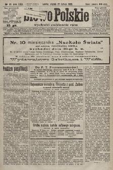 Słowo Polskie. 1925, nr57