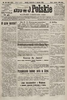 Słowo Polskie. 1925, nr59
