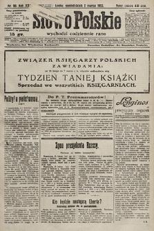 Słowo Polskie. 1925, nr60