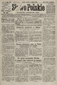 Słowo Polskie. 1925, nr61