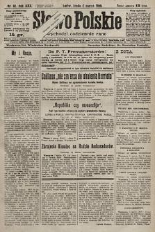 Słowo Polskie. 1925, nr62