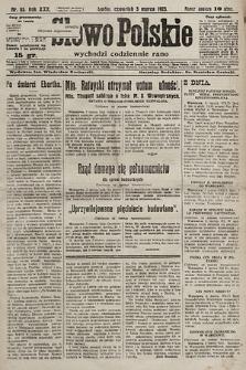 Słowo Polskie. 1925, nr63