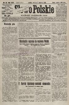 Słowo Polskie. 1925, nr65