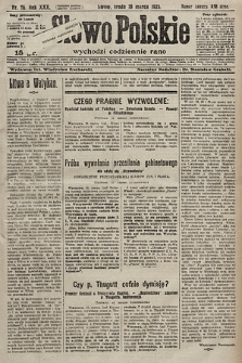 Słowo Polskie. 1925, nr76