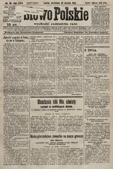 Słowo Polskie. 1925, nr80