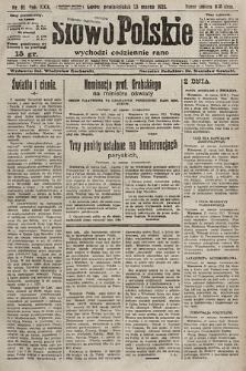Słowo Polskie. 1925, nr81