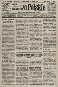 Słowo Polskie. 1925, nr83