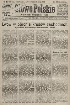 Słowo Polskie. 1925, nr89