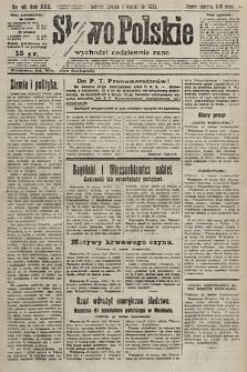 Słowo Polskie. 1925, nr90