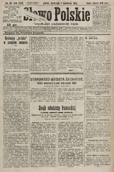 Słowo Polskie. 1925, nr94