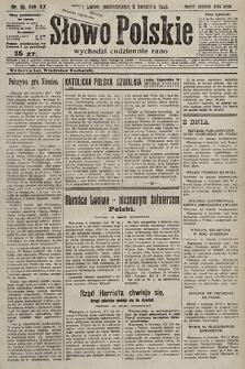 Słowo Polskie. 1925, nr95