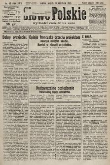 Słowo Polskie. 1925, nr99