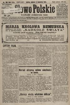 Słowo Polskie. 1925, nr100