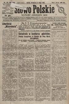 Słowo Polskie. 1925, nr119