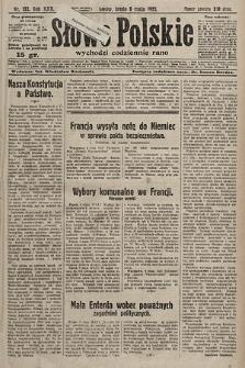Słowo Polskie. 1925, nr122