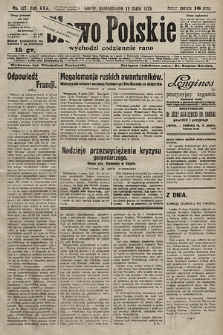 Słowo Polskie. 1925, nr127