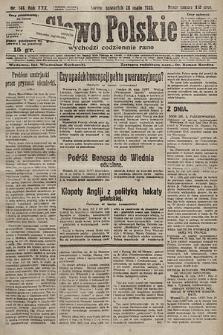 Słowo Polskie. 1925, nr144