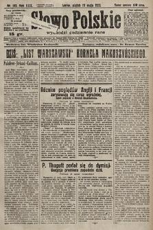 Słowo Polskie. 1925, nr145