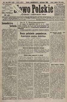 Słowo Polskie. 1925, nr148