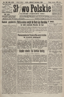 Słowo Polskie. 1925, nr152