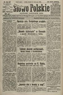 Słowo Polskie. 1925, nr155