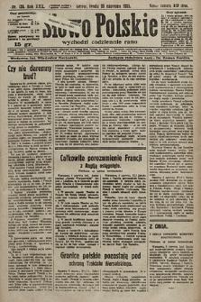Słowo Polskie. 1925, nr156