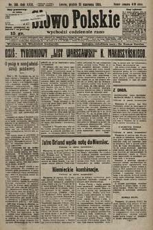Słowo Polskie. 1925, nr158