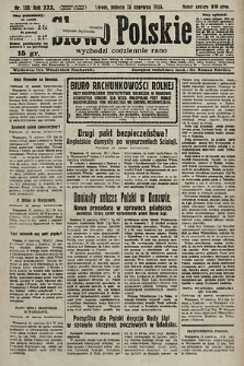 Słowo Polskie. 1925, nr159