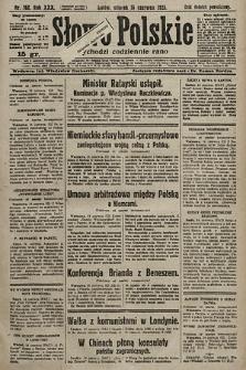 Słowo Polskie. 1925, nr162