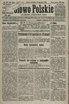 Słowo Polskie. 1925, nr174